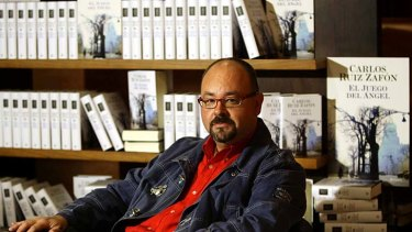 One to go ... <em>The Prisoner of Heaven</em> forms the third of four parts in Ruiz Zafon's labyrinthine saga.