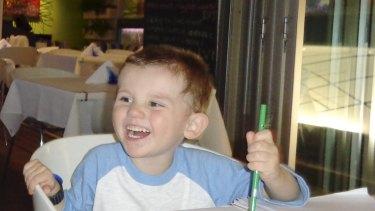 Missing toddler William Tyrrell.