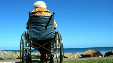 Ageing population: It has been predicted that by 2060 Australians aged over 65 will account for one quarter of the population.