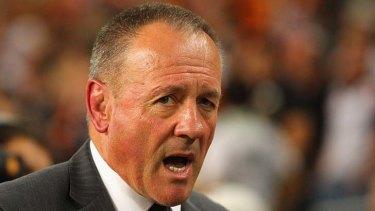Tim Sheens ... Kangaroos coach.