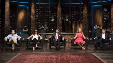 """Welcome to <i>Shark Tank</i>: """"Australians like to give people a go,"""" says Shark Andrew Banks. """"They back the underdog."""""""