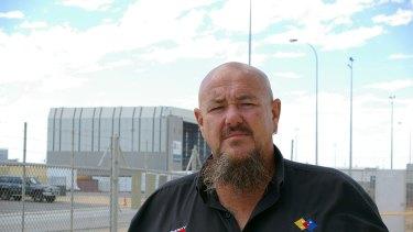 'Bullying on site is rife' says Steve McCartney, AMWU state secretary.