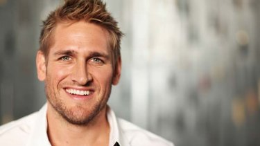 Chef Curtis Stone fronts Coles's $10 meal campaign.
