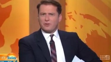 The new program will be hosted by Nine's <i>Today Show</i> host Karl Stefanovic.