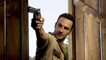 Not that season one was cheery, but things get dark in the season two final episode of <i>The Walking Dead</i>.
