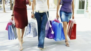 Shopping can become an addiction.