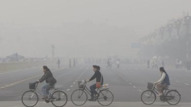 The notorious Beijing smog is not actually the worst in the world.