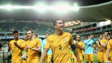 "Socceroos veteran Tim Cahill insists he has ""never closed the door on the A-League""."