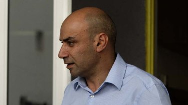 Moses Obeid told the court he could not pay his $12 million judgment debt.