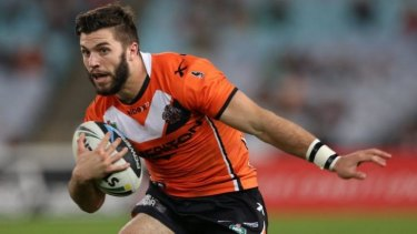 Tiger James Tedesco isn't worried about facing the Raiders this week.