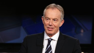 Tony Blair detailed his jetsetting ways in his book.