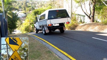 Gower Street in Toowong is the steepest in Brisbane.