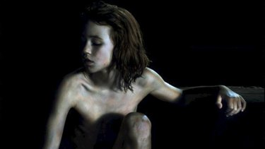 Figure study ... an untitled work from Bill Henson's new show.