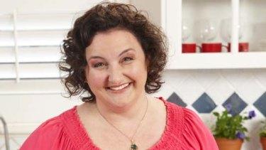 2009 MasterChef winner Julie Goodwin - host of Home Cooked!