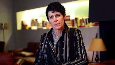 Methodist Ladies College's sacked principal Rosa Storelli.