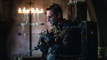 Aaron Eckhart in Stuart Beattie's <i>I, Frankenstein</i>.
