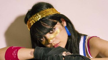 Natasha Khan, aka Bat for Lashes.