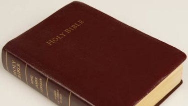 The Holy Bible is getting a Twitter makeover.