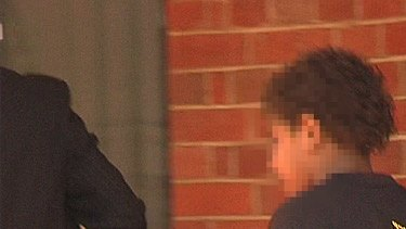 The boy appeared in a Northam court yesterday over the theft of a 70-cent Freddo Frog.
