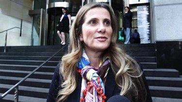 Lack of accountability concern: The HSU's Kathy Jackson.