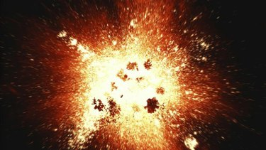 Melbourne Researchers Rewrite Big Bang Theory