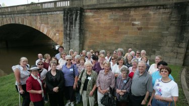 The campaign to stop holes being drilled through the state-heritage listed Lennox Bridge was a long one.