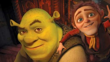 <i>Shrek Forever After</i> features the villainous Rumpelstiltskin, who takes advantage of Shrek's mid-life crisis and tricks the ogre into doing a deal that changes history and puts Rumpelstiltskin and thousands of witches in control of the Far, Far Away kingdom.