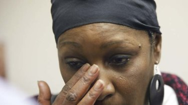 Determined ... Elaine Riddick, 57, who was sterilised as a 14-year-old, is fighting for just compensation.