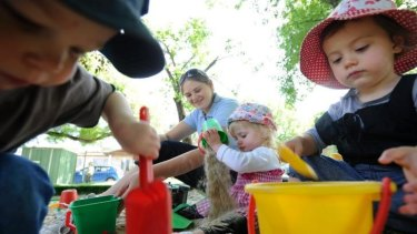 Success story: Goodstart Early Learning is a pioneering social enterprise in childcare.