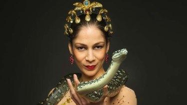 The Australian Ballet's Robyn Hendricks who will be performing <i>La Bayadere</i>.