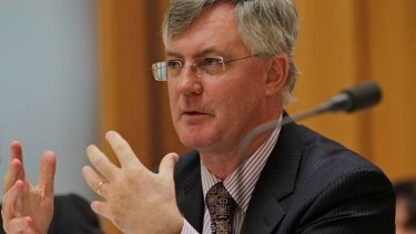 """""""The public will need to make thoughful decisions"""" ... Treasury Secretary Martin Parkinson."""