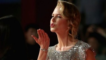 Nicole Kidman and Reese Witherspoon (not pictured) have optioned the rights to Australian novel about domestic violence and bullying.