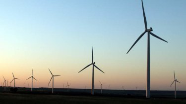 Research has rejected suggestions that wind farms are linked to health problems.