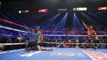 The knockout that cost $190m