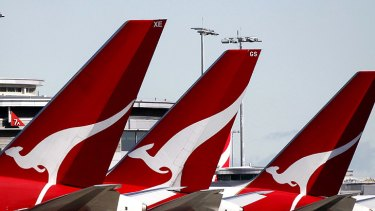 Qantas says the union tactics could put aircraft safety at risk.