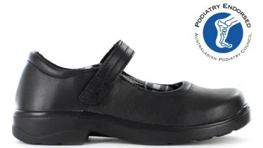 Ascent Kids Adela School shoes