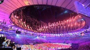 The Rio Games opening ceremony was slimmed down but still spectacular.