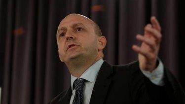 The Australia Institute's executive director, Dr Richard Denniss.