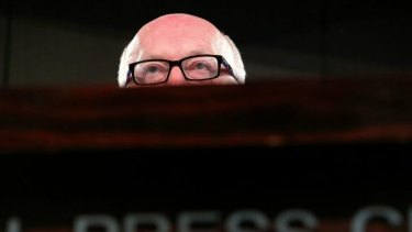 "George Brandis defends the new reforms as response to a ""dangerous new threat""."