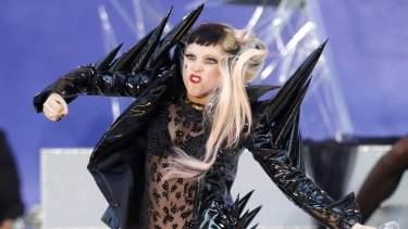 Going Gaga ... a select group of fans will get to see Lady Gaga perform in Sydney on July 13.