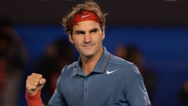 Extended family: Roger Federer announced the birth of a second set of twins.