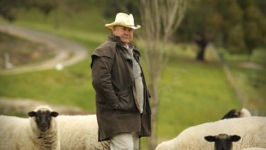 Stuart Marshall had always had a yearning for country life before his 'tree-change'.