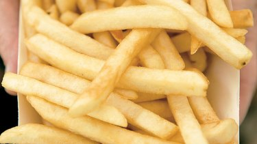 Hot chips.