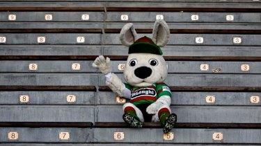Family favourite: Reggie the Rabbit.