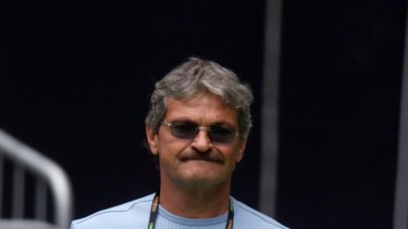 Nick Philippoussis was awaiting trial in the US.