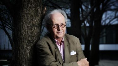 Society is broken ... author Alexander McCall Smith