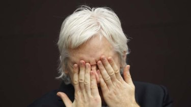Headliner ... Julian Assange is arguably the most famous Australian in the world today.