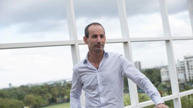 SEEK CEO Andrew Bassat wants to use his business' scale to grow Company Reviews.