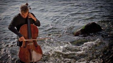 Cellist Giovanni Sollima.