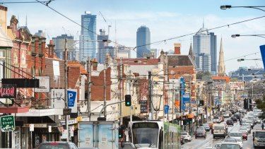 Melbourne is no 15 on the list as rental growth continues to rise.